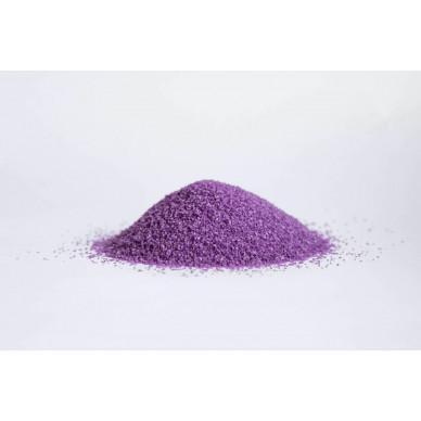 Цветной песок, мраморная крошка, ФИОЛЕТОВЫЙ